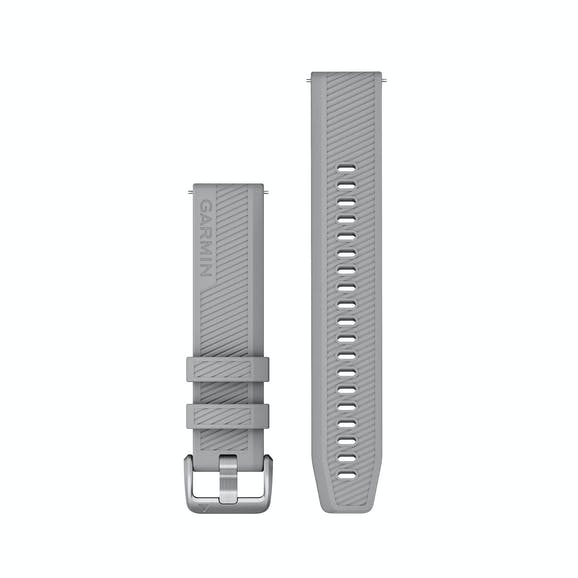Quick Release Siliconen Polsband 20mm