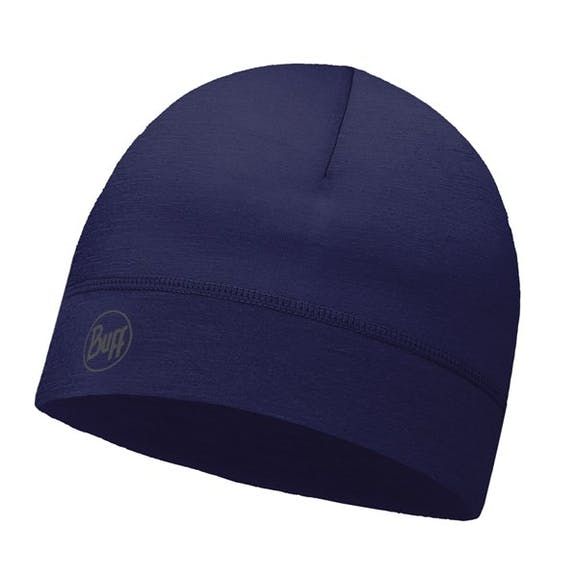 Buff Microfiber 1 Layer Hat Solid Medieval Blue