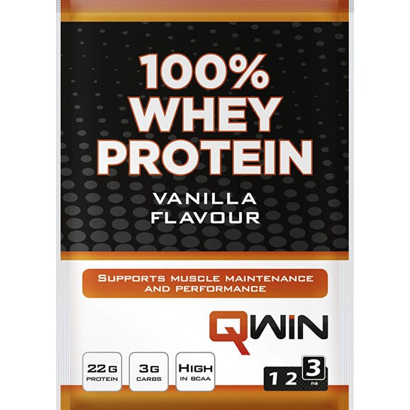 QWIN 100% Whey Protein 28gr