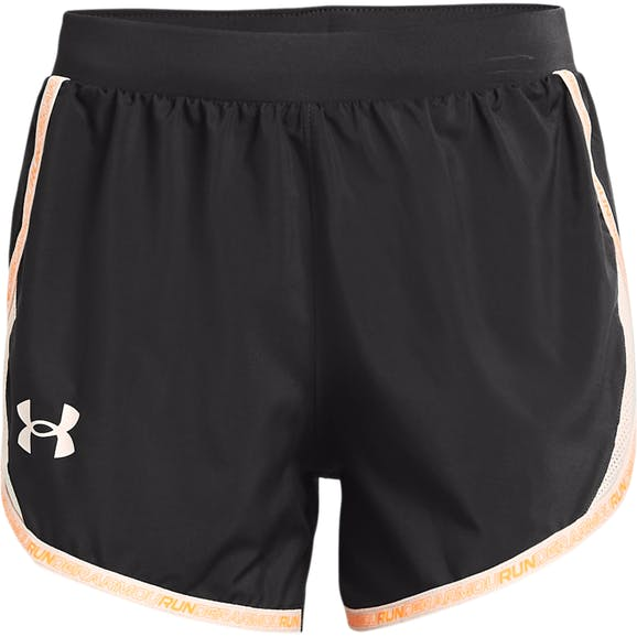 Under Armour Fly By 2.0 Brand Short Dames