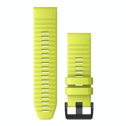 Garmin QuickFit 26mm Silicone Watch Band for the Fenix 5X / 6X