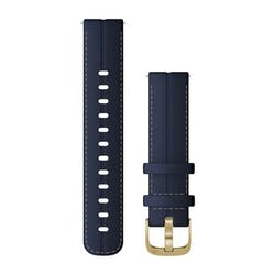 Garmin Quick Release 18mm Leather Watch Band for the Vivoactive 4S