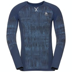 Odlo Blackcomb Crew Neck Shirt Heren