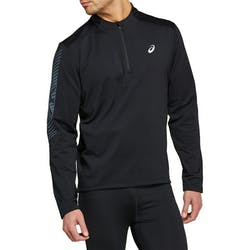 ASICS Icon 1/2 Zip Winter Shirt Heren
