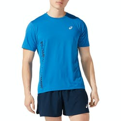 ASICS SMSB Run T-shirt Heren