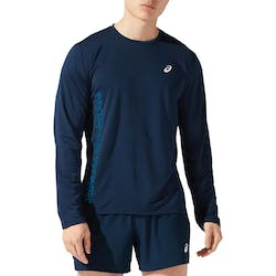 ASICS SMSB Run Shirt Heren