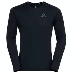 Odlo Zeroweight Chill-Tec Blackpack Crew Neck Shirt Heren