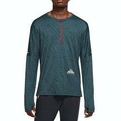 Nike Dri-FIT Element 1/2 Zip Trail Shirt Heren