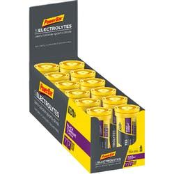 PowerBar Electrolyte Tablet Black Currant Box