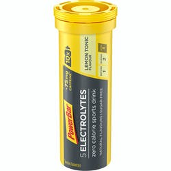 PowerBar Electrolyte Tablet Lemon Tonic Boost