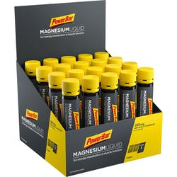 PowerBar Magnesium Liquid Lemon Box
