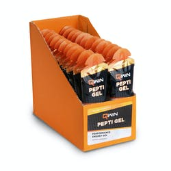 QWIN Pepti Gel Orange Pineapple Box
