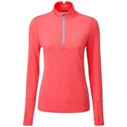 Ronhill Tech Thermal Zip Shirt Dames