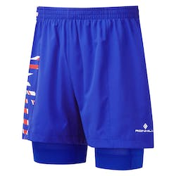 Ronhill Tech Marathon Twin Short Heren