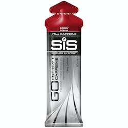 SIS Go + Caffeine Gel Berry 60ml