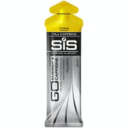 SIS Go + Caffeine Gel Citrus 60ml