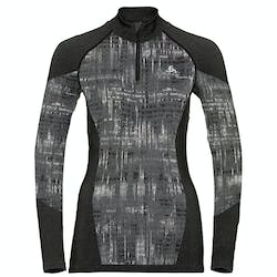 Odlo Blackcomb Turtle Neck 1/2 Zip Shirt Dames