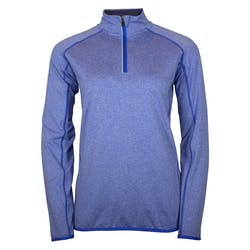 All4running 1/2 Zip Shirt Dames