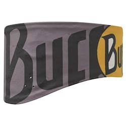 Buff Windproof Headband Tech Logo S/M