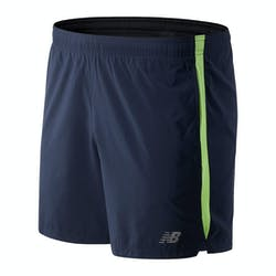 New Balance Accelrate 5-Inch Short Heren
