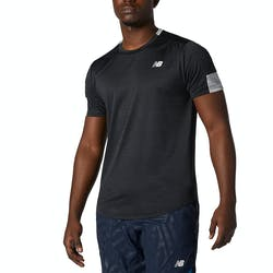 New Balance Fast Flight Short Sleeve Heren