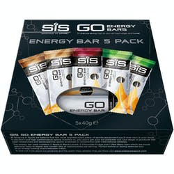 SIS Go Energy Variety Pack 5 Energy Bars