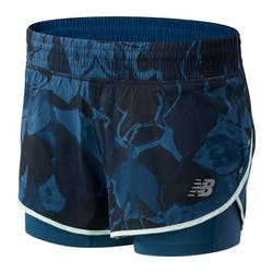 New Balance Impact 4 Inch 2in1 Short Dames